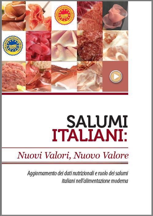 Salumi Italiani:<br>nuovi valori, nuovo valore
