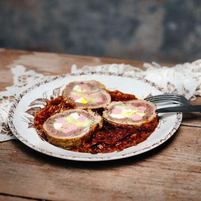 Falsomagro siciliano: ecco la 2° ricetta de La Cucina di Calycathus