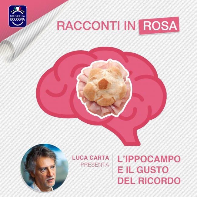 """Mortadella Bologna lancia sul web """"I Racconti in Rosa"""""""