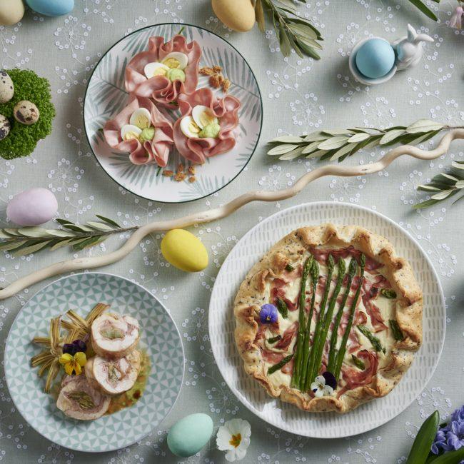 PINKEASTER: menu di Pasqua con la Mortadella Bologna IGP