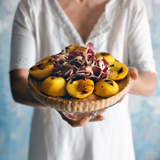 Salumi e frutta: una ricetta sorprendente
