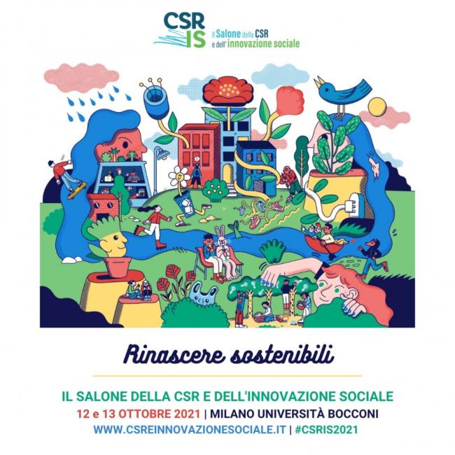 Salumi e sostenibilità al Salone della CSR e dell'innovazione sociale 2021